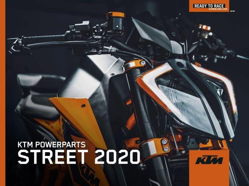 POWERPARTS STREET 2020