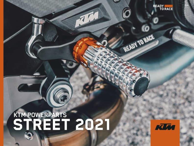 POWERPARTS STREET 2021